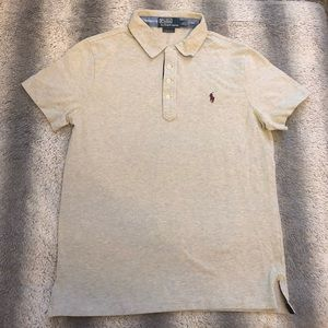 🐎 Polo By Ralph Lauren Polo Tee Mens Large Grey